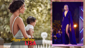 Birthday Special: Lisa Haydon perfectly fits the title of 'New Age Mom'