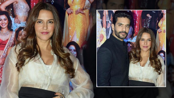 These latest pictures of Neha Dhupia add fuel to pregnancy rumours