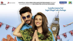 Arjun Kapoor, Parineeti Chopra, and Vipul have a fun ride on the sets of 'Namaste England'