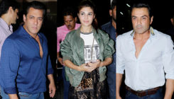 In Pics: Salman Khan's 'Race 3' screening was a starry affair