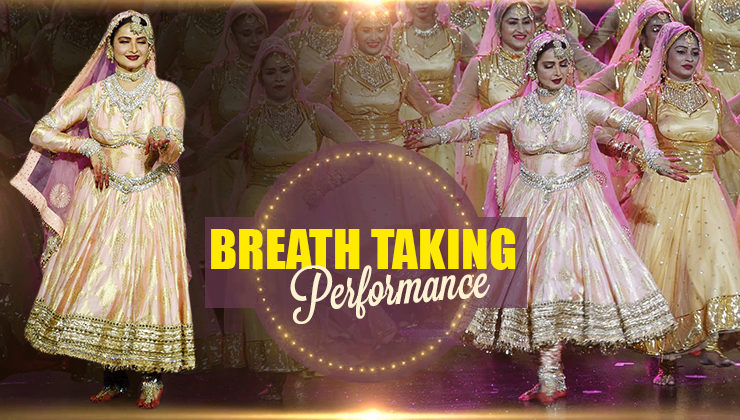 In Pics: Timeless beauty Rekha's performance on 'Salaam-E-Ishq' will leave you speechless