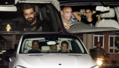 Salman Khan, Katrina Kaif, Jacqueline Fernandez and others spotted at St Andrew's