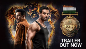 'Satyameva Jayate' Trailer: John Abraham looks fierce as he seeks vengeance