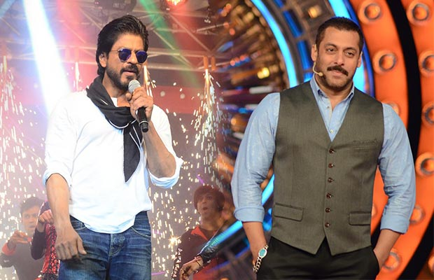 Shah Rukh Khan and Salman Khan have a special gift for fans this Eid