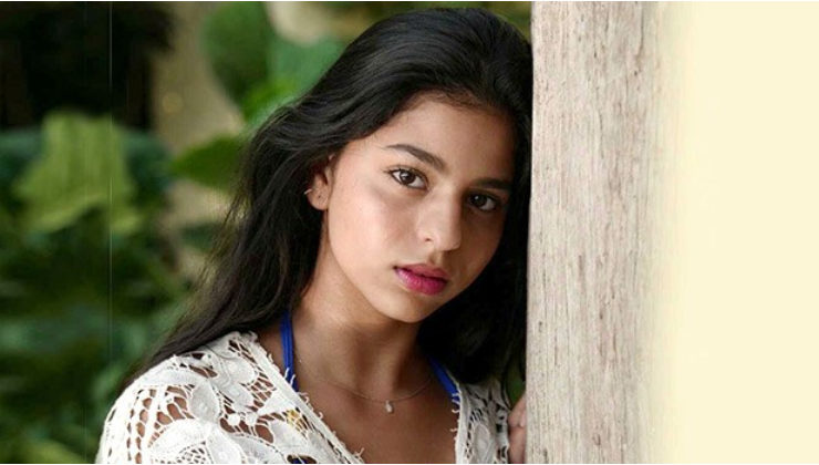 Shah Rukh Khan's daughter Suhana Khan's sun-kissed picture is going viral!