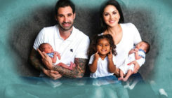 On Father's Day, Sunny Leone's hubby, Daniel share pics of the greatest love of their lives