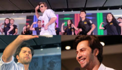 IIFA 2018: Varun Dhawan goes all out at a meet and greet event with fans