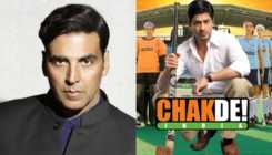 Akshay Kumar opens up on his film 'Gold' being compared with SRK's 'Chak De!'