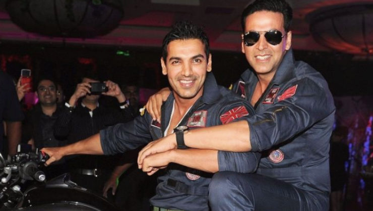 EXCLUSIVE: John Abraham & Akshay Kumar to collaborate for a comedy film?
