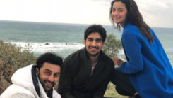 Check out Ranbir Kapoor's latest picture from the sets of 'Brahmastra'