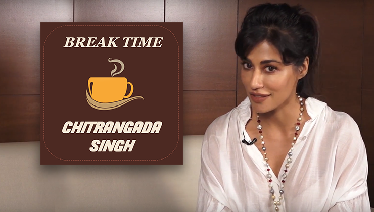 BREAK TIME with Chitrangada Singh ahead of 'Soorma' release