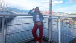 PHOTOS: Daisy Shah turns tourist in Toronto post Da-bangg Tour