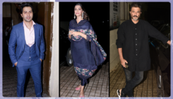 Anil Kapoor, Sonam, Varun Dhawan and others at 'Dhadak' special screening