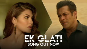 Watch Salman Khan and Jacqueline Fernandez's 'Race 3' song 'Ek Galti'!