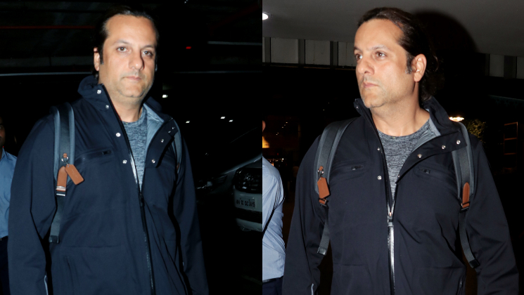 fardeen khan airport july 15
