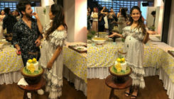 You just can't miss these inside pictures of Shahid's wife Mira Rajput's baby shower