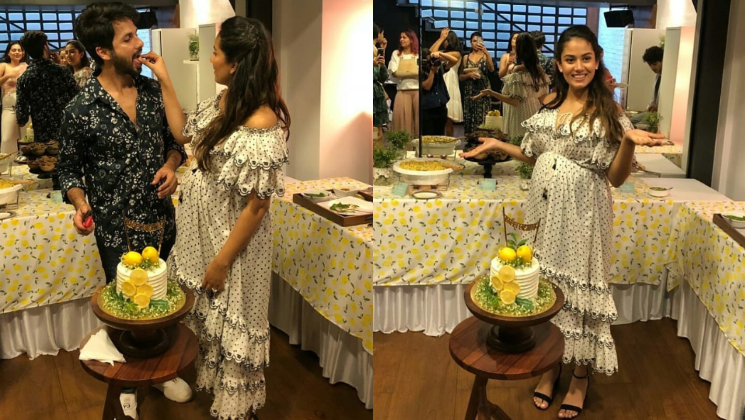 Mira Rajput Baby shower