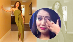 OMG! Neha Kakkar trolled for crying too much on a singing reality show