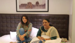 PHOTOS: Richa Chadha meets the real Shakeela ahead of the film's shoot