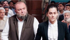 Rishi Kapoor- Taapsee Pannu's 'Mulk' granted an interim stay on its release