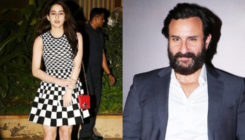 Check out what Saif Ali Khan has to say about his daughter Sara working with older heroes