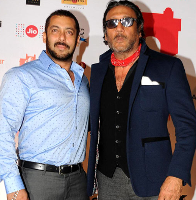 Jackie Shroff to play Salman Khan's father in 'Bharat'?