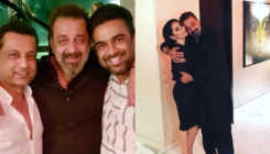Inside Pictures: Sanjay Dutt's bash was all about selfies, groupfies and much more!