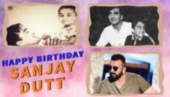 Happy Birthday Sanjay Dutt: Here are 12 endearing throwback pictures of the superstar