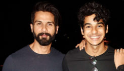 Ishaan Khatter: I am proud to be known as Shahid's brother, there's no shame in it