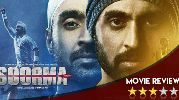 'Soorma' Movie Review: Diljit Dosanjh as Flicker Singh hits the ball straight into the net
