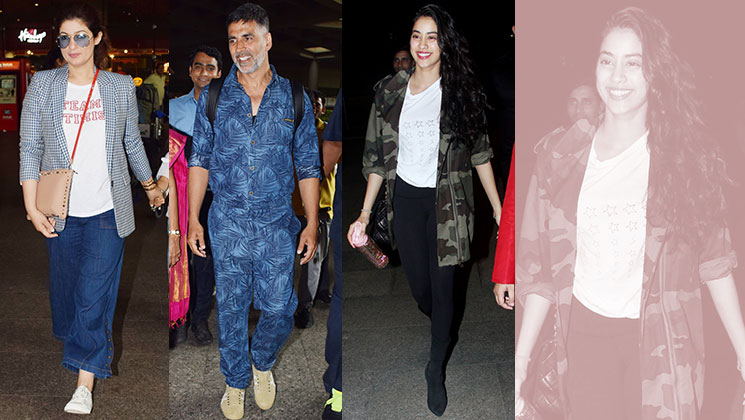 bollywood celebs airport july 23
