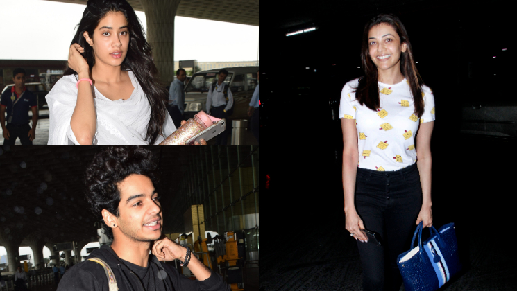 Check Out: Bollywood celebrities latest airport fashion game is on point
