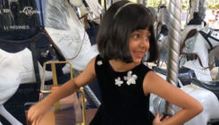 Aaradhya Bachchan looks as pretty as mum Aishwarya in this candid picture