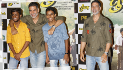 In Photos: Akshay Kumar unveils the trailer of Marathi movie 'Chumbak'