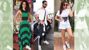bollywood celebs white sneakers