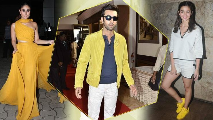 There's a yellow outfit for every occasion and here's how you can nail the looks
