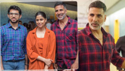 Akshay Kumar holds a special screening of Marathi film 'Chumbak'