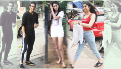 Khushi Kapoor, Ananya Panday and others spotted around the city