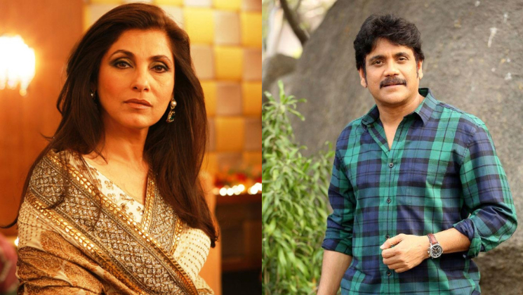 Dimple Kapadia to be paired opposite Nagarjuna in 'Brahmastra'?