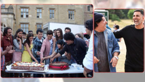 Akshay, Kriti, Riteish celebrate 'Housefull 4's London schedule wrap