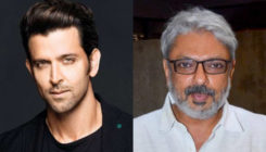 Hrithik rubbishes reports of rejecting Sanjay Leela Bhansali's film