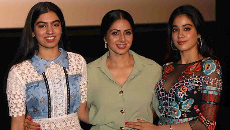 I see my mother in Khushi says Janhvi Kapoor