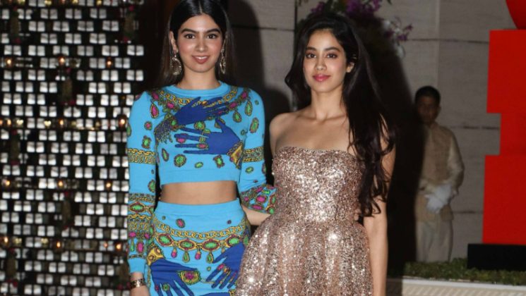 This is proof that Janhvi and Khushi Kapoor have always been filmy!