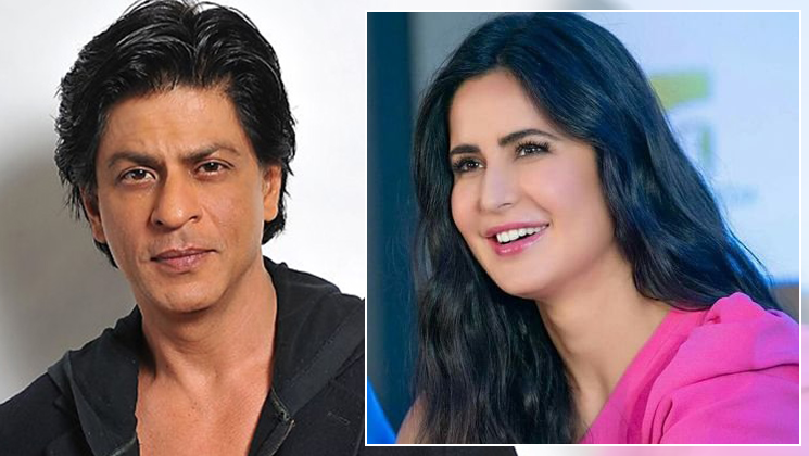 'Zero': On the occasion of Katrina's birthday, Shah Rukh treats us with her first look