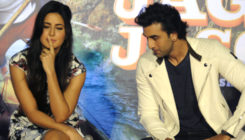 What are Ranbir and Katrina arguing over in this throwback video?