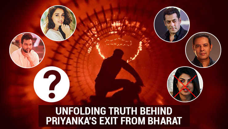 THIS is the real reason why Priyanka walked out of 'Bharat', contrary to what is reported