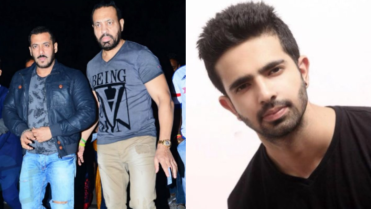 Is Salman Khan Going To Launch Bodyguard Sheras Son In Bollywood