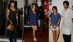 Spotted: Disha-Tiger, Richa-Ali go out and about in the city
