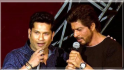 You won't believe what Shah Rukh replied to Sachin Tendulkar's selfie with him