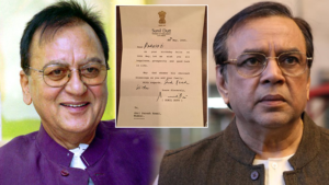 Here's the story behind the letter Paresh Rawal received from Sunil Dutt hours before his death